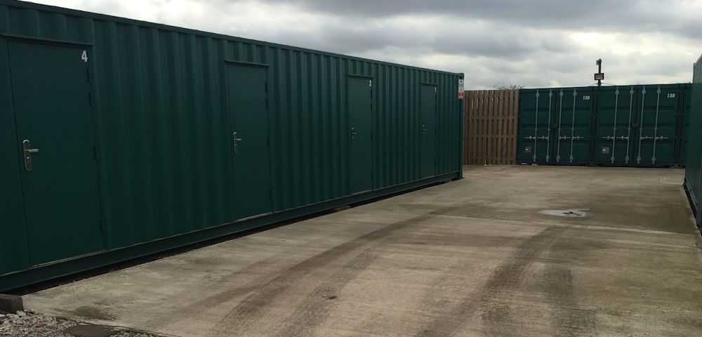 St Johns Self Storage Leicester